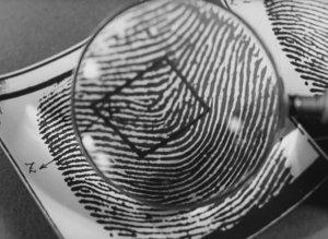 Секрет отпечатков пальцев