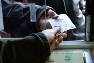 Конфискован выигрышный лотерейный билет