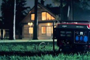 Выбор генератора электроэнергии для загородного дома или дачи