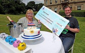 Англичанам везет: 69-летняя англичанка выиграла в лотереи 4,3 миллионов фунтов стерлингов
