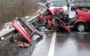 2 брата погибли на одной дороге в разных авариях, в один день