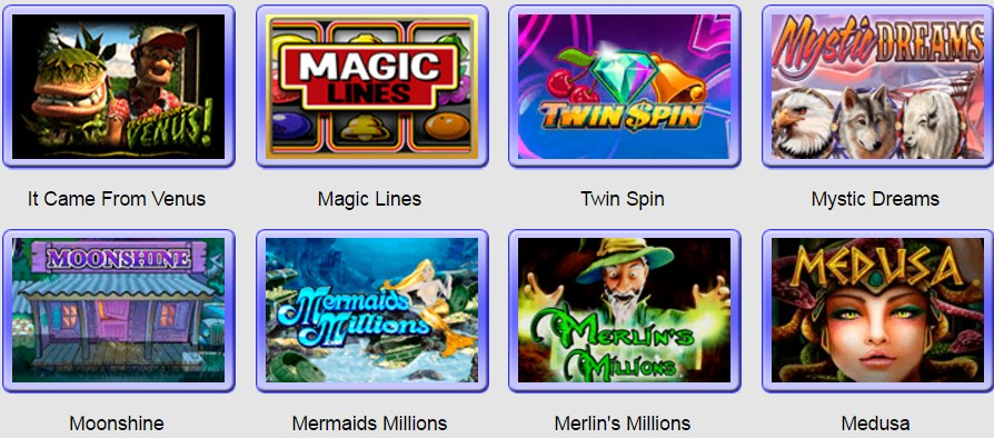 различие реальных и виртуальных игровых автоматов