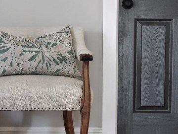 Межкомнатные двери из шпона – натуральная текстура и современные материалы