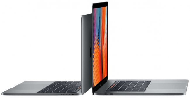 Apple MacBook Pro (2016) функционирует на гибридной ОС