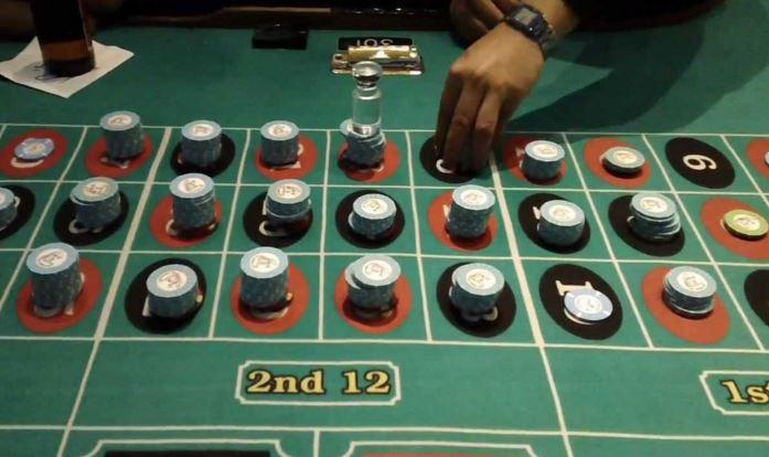 Roulette online winning strategy