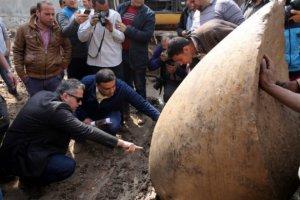 Подарок Древнего Египта: археологи обнаружили уникальную статую