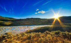 Знакомьтесь, канадское чудо природы: озеро Клилук