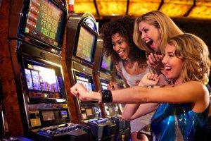 Азартные автоматы в виртуальном казино – везение, успех и несметные богатства