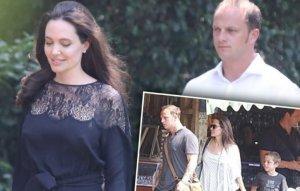 С кем сейчас Анджелина Джоли
