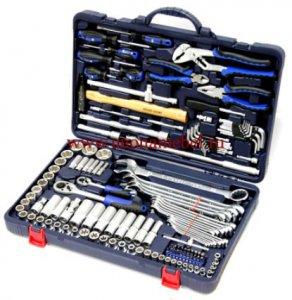 Мобильный набор инструментов для слесаря