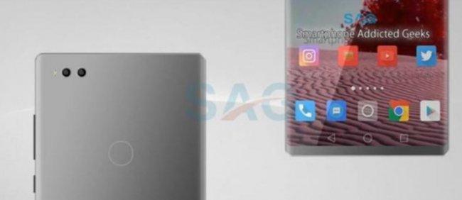 Концепт Xiaomi Mi Note 3 порадовал интернет-сообщество