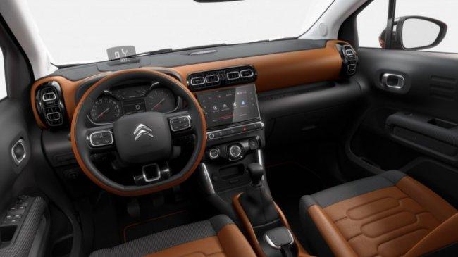 Citroen C3 Aircross: новые сведения