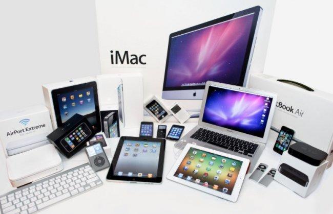 iPhone и другая продукция Apple говорит сам за себя