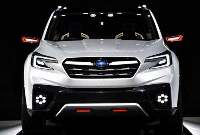 Комплектации Subaru Forester 2017-2018 года