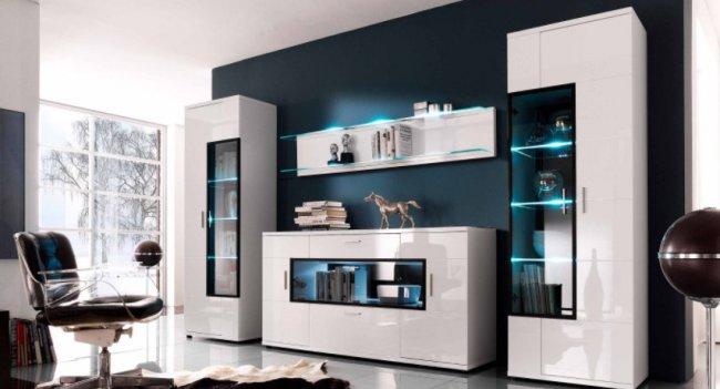 Особенности дизайнерской модульной мебели