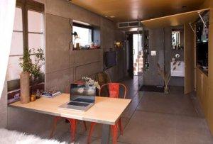 Стильная квартира-трансформер своими руками
