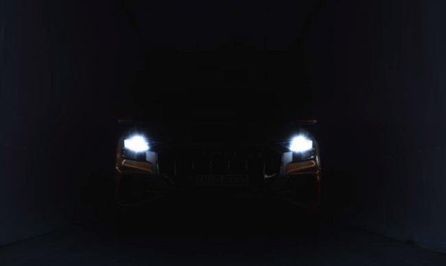 В сериале показался новый кроссовер от Audi