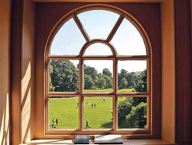 Установка деревянных окон – стиль и уют 2