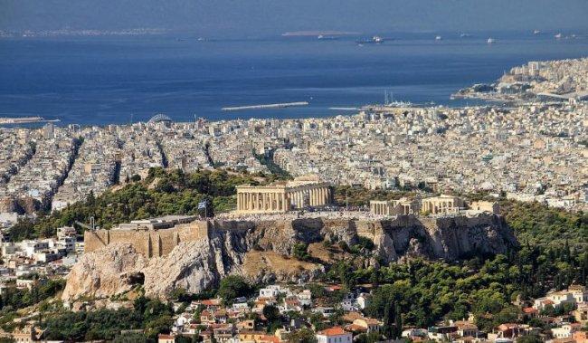 Возрос спрос на недвижимость в Афинах