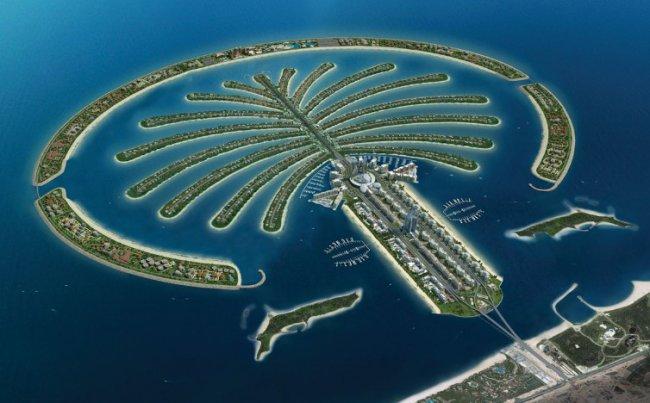За первое полугодие в Дубае было реализовано жилья на $30 млрд. 3