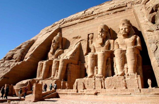 Особенности культурного отдыха в Египте 3