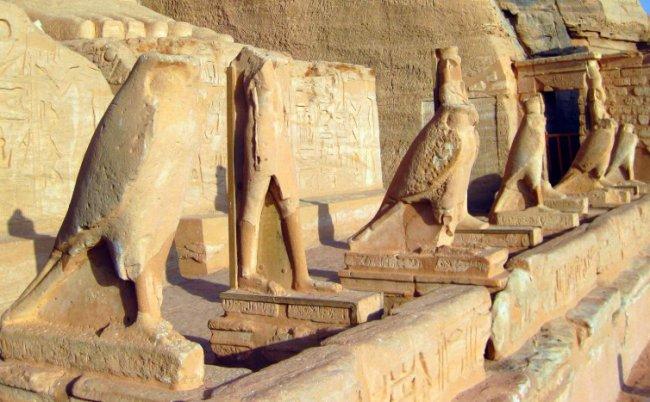 Особенности культурного отдыха в Египте 1