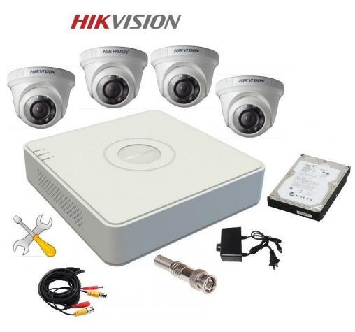 Комплект видеонаблюдения - как новый способ защитить имущество 2