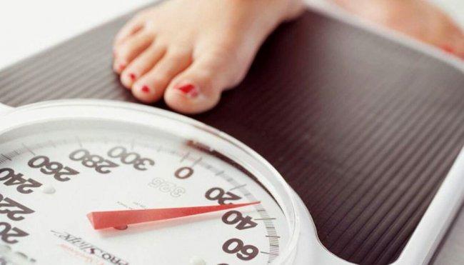 Проблема лишнего веса связана с возрастом