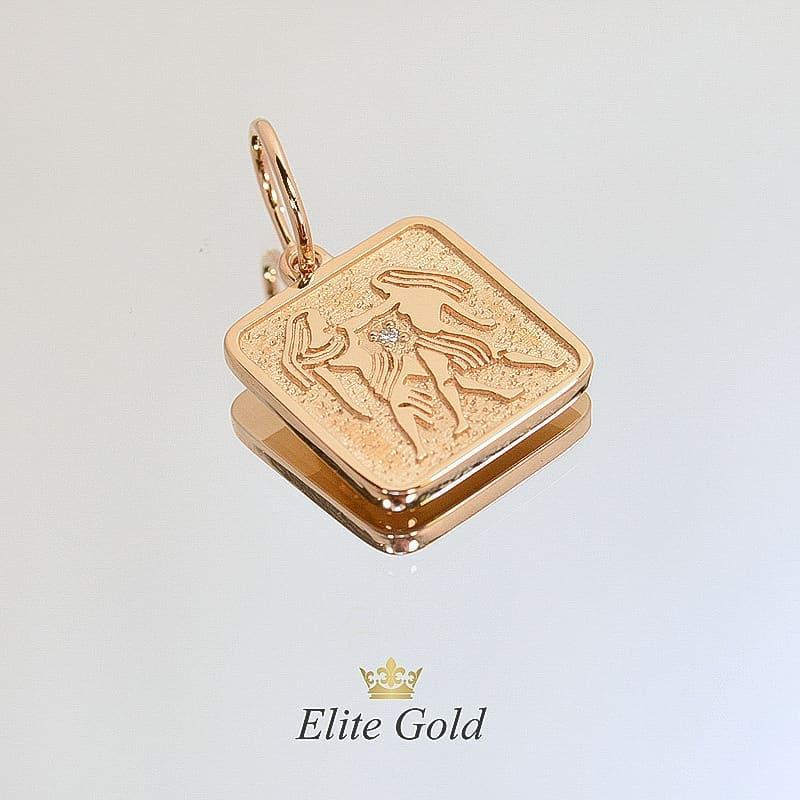 подвеска из золота от elitegold