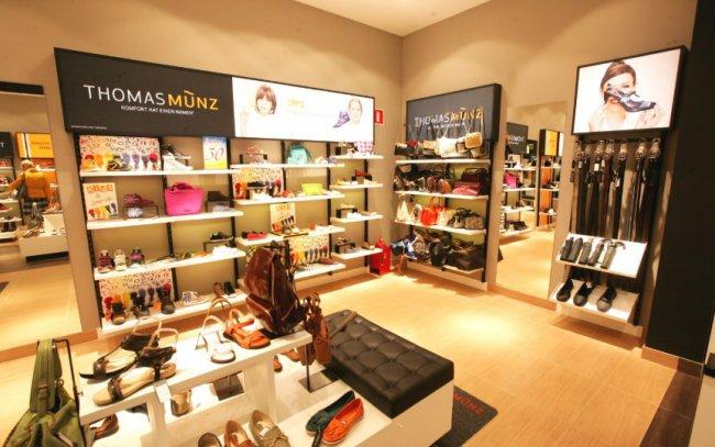 Немецкая брендовая обувь Thomas Münz