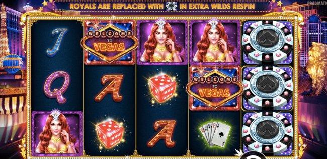 Игровой слот Vegas Nights