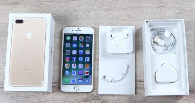 Основные достоинства и возможности iPhone 7
