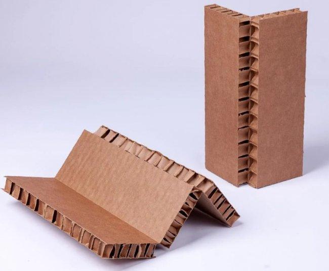 Картонные уголки для товаров - плюсы и минусы