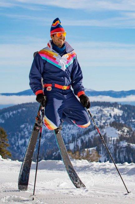 Выбираем зимний горнолыжный комбинезон