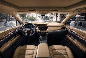 Cadillac XT5 – ожидаемая новинка 2020 года