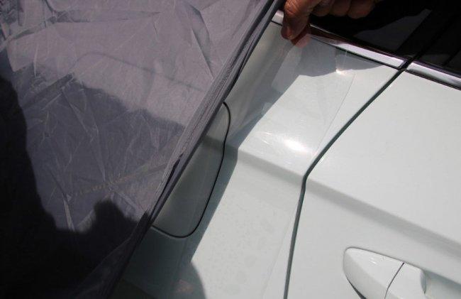 Надувная палатка Skoda — экономичная замена кемперу