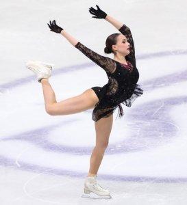 Алина Загитова стала студенткой РАНХиГС