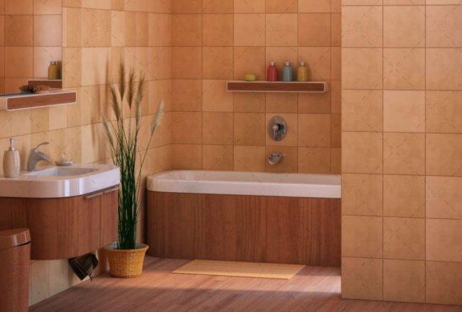 Советы профессионала: выбираем плитку для небольшого туалета и ванной комнаты