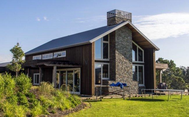 Дом барнхаус как построить