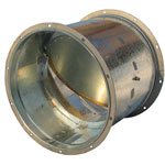 Применение обратного клапана для вентиляции на промышленных объектах