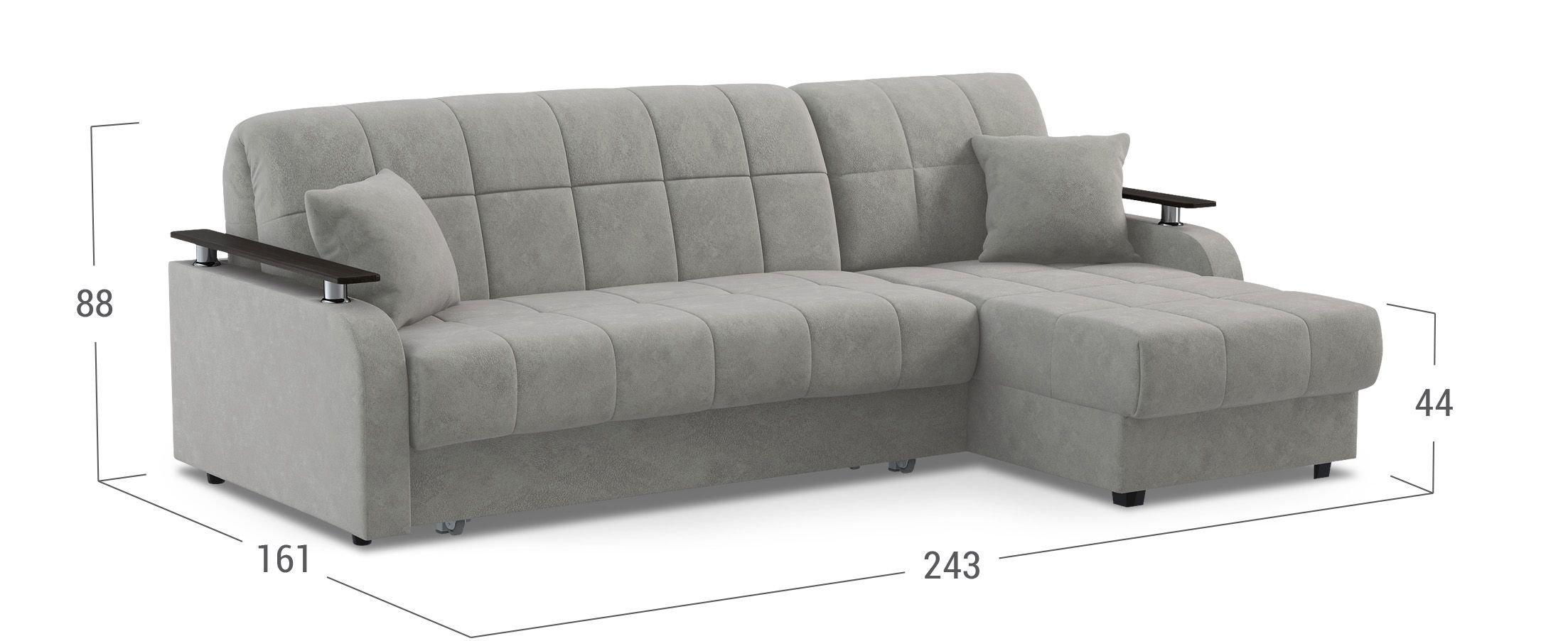 Преимущества диванов аккордеон - рекомендации MOON-TRADE.RU